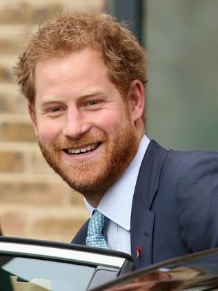 Prince Harry. Picture: Chris Jackson/Getty Images