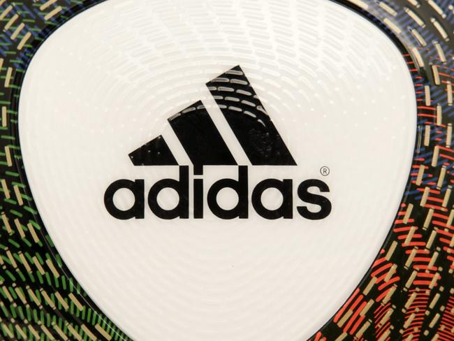 Adidas' FIFA Brazil World Cup soccer ball.