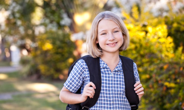 How to help your child return to school after a challenging previous year