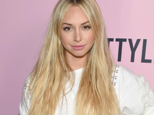 Corinne Olympios in April, 2017. Picture: Matt Winkelmeyer