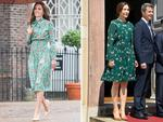 Catherine, Duchess of Cambridge visits The Sunken Garden at Kensington Palace on August 30, 2017 in London, England. Picture: Getty ... Crown Princess Mary of Denmark at Fredensborg Palace on June 18, 2017 in Fredensborg, Denmark. Picture: Getty