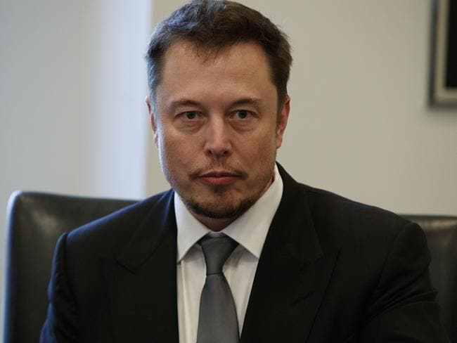 Can he deliver? Elon Musk has said he can provide the batteries, but will they be financially viable? Picture: Evan Vucci/AP