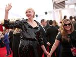 Gwendoline Christie attends The 23rd Annual Screen Actors Guild Awards at The Shrine Auditorium on January 29, 2017 in Los Angeles, California. Picture: Getty