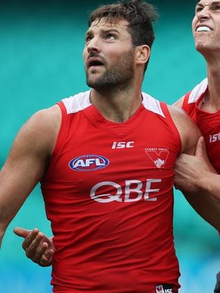 Richmond recruit and George Town favourite son Toby Nankervis. Picture: Phil Hillyard
