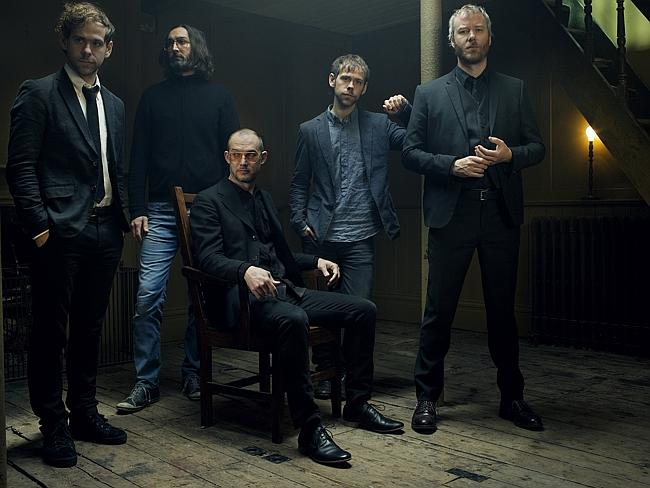The National are scheduled to perform at the Sydney Opera House on February 7