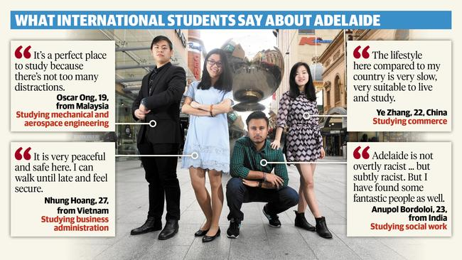 When will international students learn that Australia is NOT a racist country?