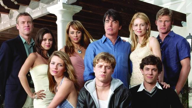 Was this TV's most attractive cast?