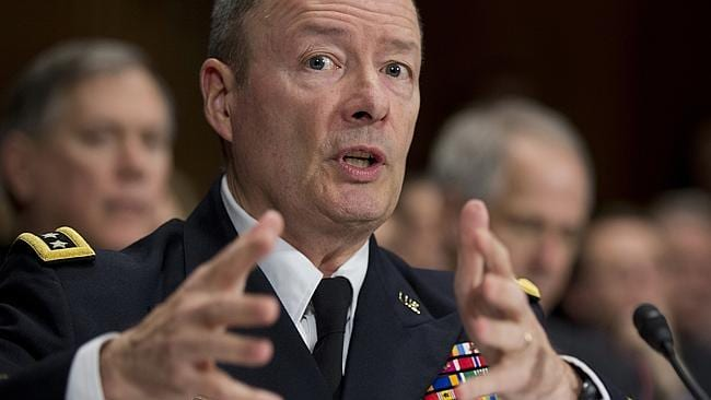 Give me your metadata ... National Security Agency (NSA) Director General Keith Alexander. (AP / Manuel Balce Ceneta)