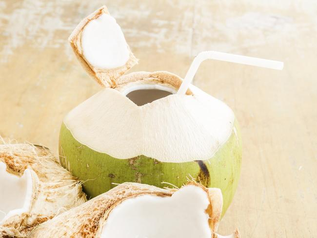 Protein coconut waters are coming.
