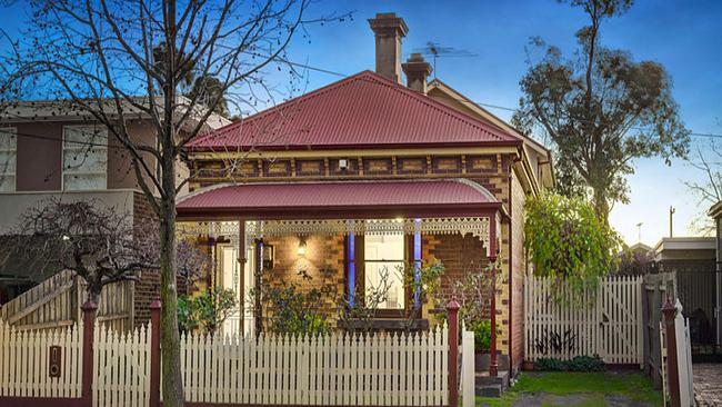 Comibing period charm and modern living spaces, 22 Gillies St, Fairfield, was sold at auction for $1.221 million.