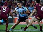 NSW fullback Jarryd Hayne