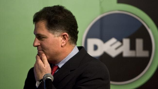 Dell is the object of a battle over a private equity buyout led by founder Michael Dell. (AP Photo/Alexander F. Yuan, File)
