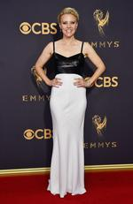 Kate McKinnon attends the 69th Annual Primetime Emmy Awards at Microsoft Theater on September 17, 2017 in Los Angeles. Picture: Getty