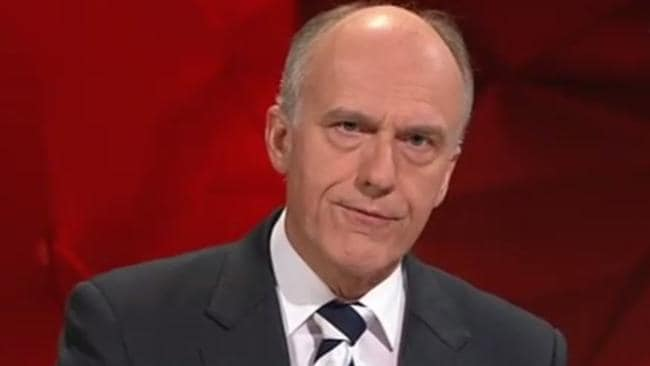"Liberal Party of Australia Senator for Tasmania Eric Abetz said domestic violence is a ""scourge within our community""."