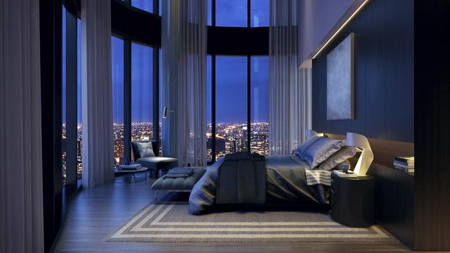 Off The Plan 25 Million Record Penthouse Sale