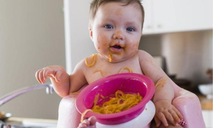 First foods: Best finger foods for babies