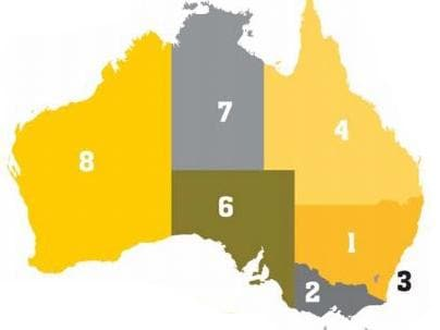 CommSec State of the States report