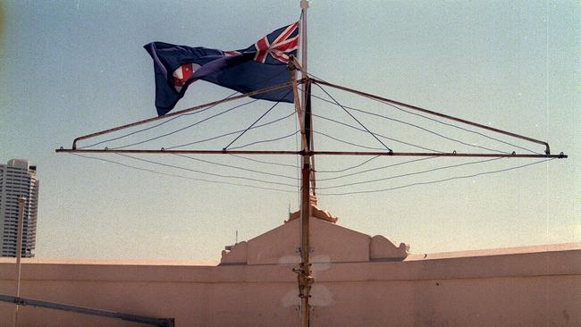 The Hills Hoist clothesline is a deadset Aussie icon.