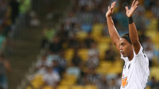 Moves have already been made by A-League clubs to bring Ronaldinho to Australia.