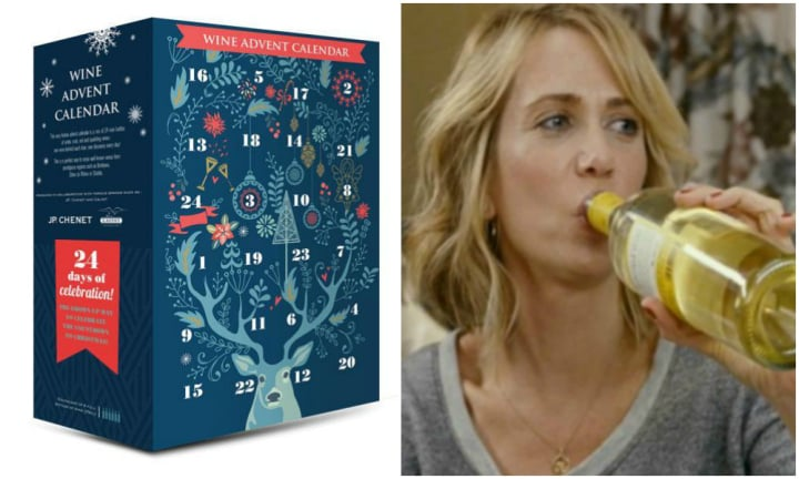 ALDI is launching a wine advent calendar and giant Prosecco for Christmas