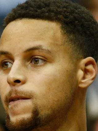 NBA superstar Steph Curry. Picture: Ronald Martinez/Getty