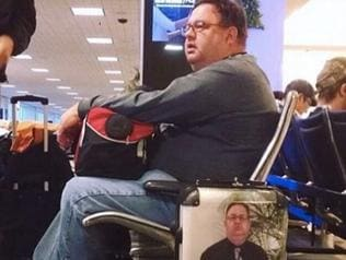 Man's hilarious suitcase hack ensures he will never lose his bag again