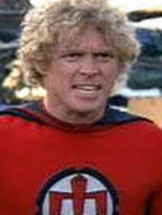 Actor William Katt in Greatest American Hero.