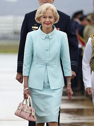 Dame Quentin Bryce is among the invited VIPs. Picture: Getty Images