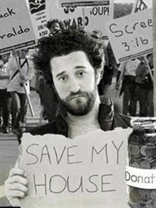 Image result for dustin diamond's house