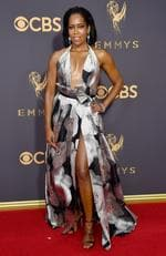 Regina King attends the 69th Annual Primetime Emmy Awards at Microsoft Theater on September 17, 2017 in Los Angeles. Picture: Getty