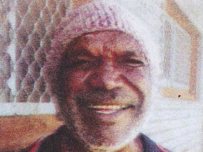 Kumanjayi Langdon. Picture: Permission given via North Australian Aboriginal Justice Agency