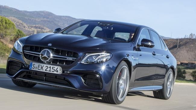 Mercedes-Benz's E63 will give supercars a run for their money.