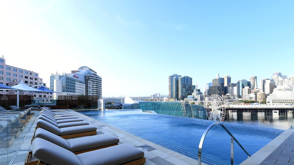 Sydney Sofitel Darling Harbour Is This The Best View From A Hotel Pool Escape
