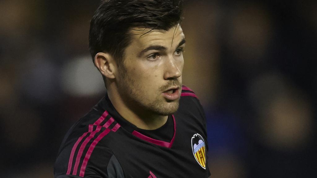 Mathew Ryan of Valencia CF.