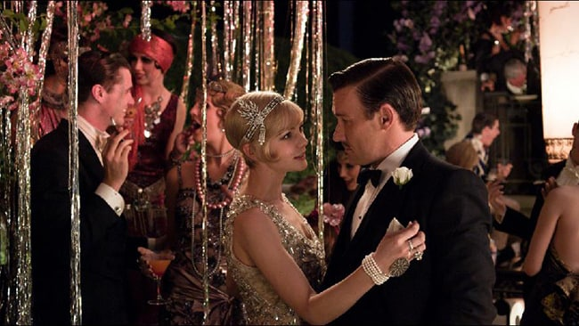 Catherine Martin collaborated with Prada to create the stunning costumes for The Great Gatsby.