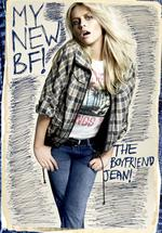 <p>Teresa Palmer from Just Jeans campaign.</p>