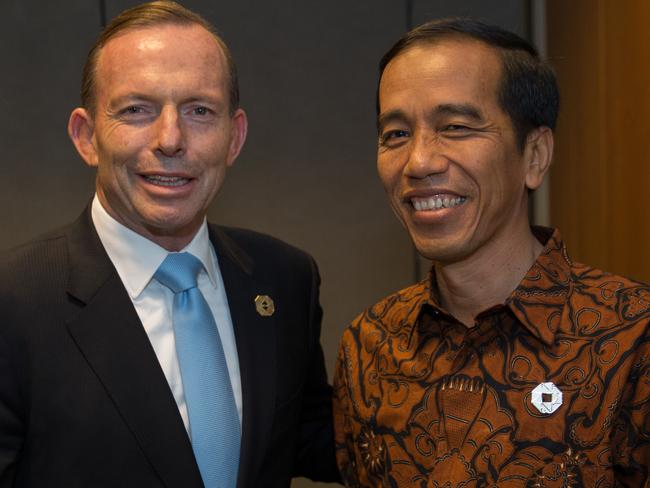 Diplomatic drama ... Indonesia's President Joko Widodo's resolve to execute the Bali Nine duo is strong, despite Tony Abbott's call. Picture: Getty Images.