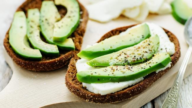 Each person eats more than 3 kilograms of avocado every year. Source: Supplied