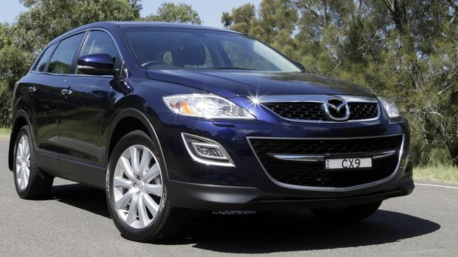 used car review mazda cx 9. Black Bedroom Furniture Sets. Home Design Ideas
