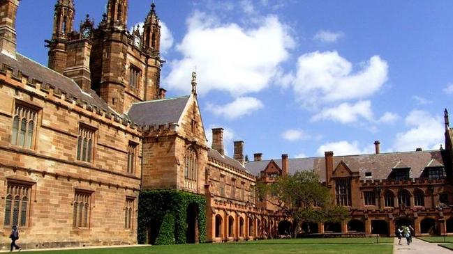 The University of Sydney is one of Australia's best but Melbourne is nonetheless a bigger eduction hub than the Emerald City.