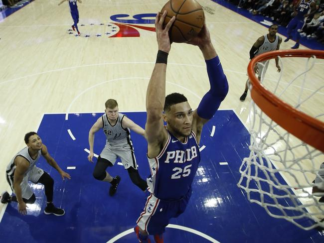 Ben Simmons NBA All Star voting: Philadelphia 76ers rookie ...