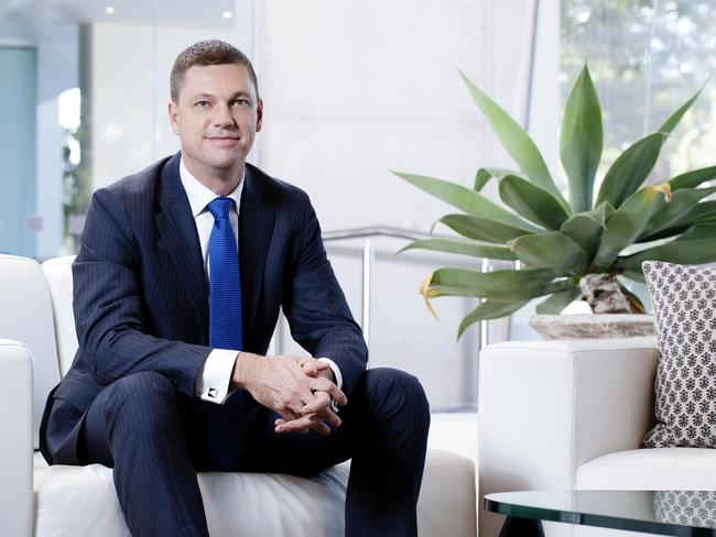 New position ... Property Council of Australia CEO Ken Morrison is willing to support reducing the 50 per cent concession given to some property investors.
