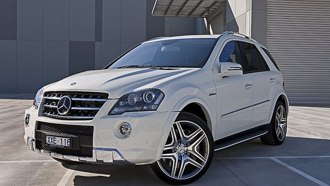 Prestige mercedes benz ml 63 amg for Mercedes benz prestige