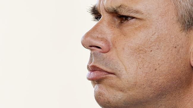 Chief Minister Adam Giles. Picture: ELISE DERWIN