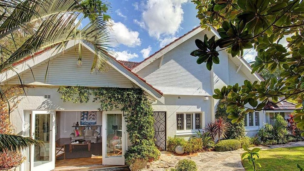 mia freedman and her husband jason lavigne have sold their bellevue hill home bellevue hill post office