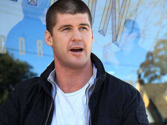 "Former AFL star Jonathan Brown described it as the ""ultimate betrayal""."