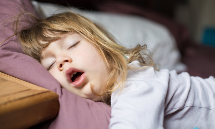 The surprising key to a good night's sleep for your kids