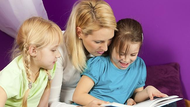 First teachers ... parents need to turn off the television and get their child involved in stimulating and educational activities.