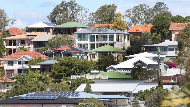 More money was spent buying houses in Camp Hill in 2017 than any other Brisbane suburb. Picture: Patria Jannides.Source:News Corp Australia