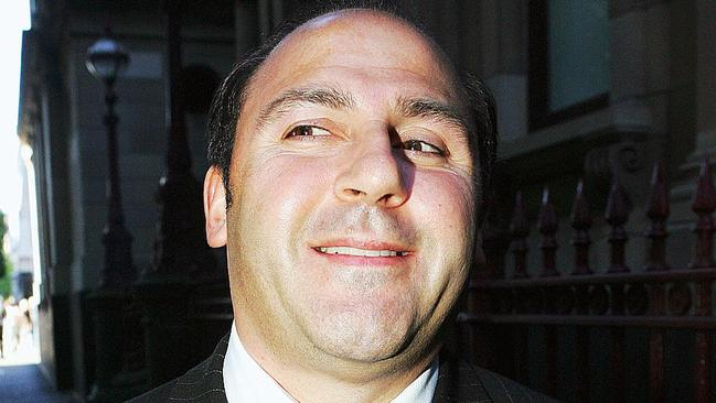 Tony Mokbel leaves the Supreme Court